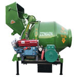 JZC350R Concrete Mixer Diesel Engine